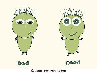 bueno y malo