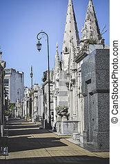 buenos aires, -, argentina:, cimetière recoleta, argentine