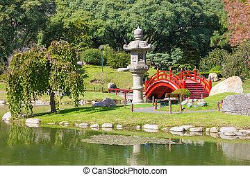 buenos aires, jardins japonais