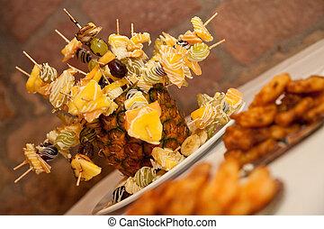 buffet, ristorazione