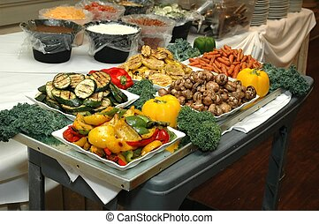Buffet Table