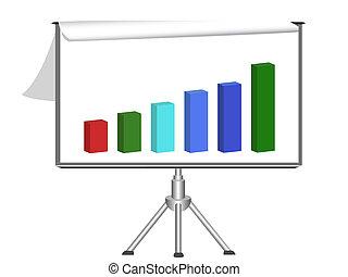 buffetto, diagramma, grafico