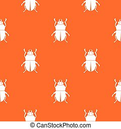 Bug pattern seamless