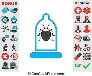 Bug Protection Icon
