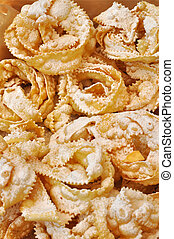 Bugie food - Bugie Chiacchere - Italian carnival food from...
