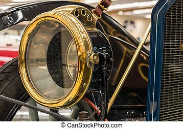 Buick Head Lamp