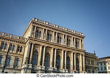 Buidling of Academy of Science. - Buidling of Academy of...
