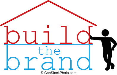 Build Business Brand promotion person