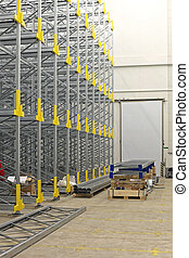 Build Distribution Warehouse