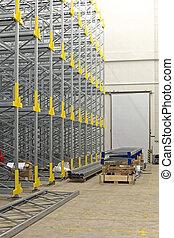 Build Distribution Warehouse