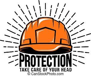 builder helmet logo