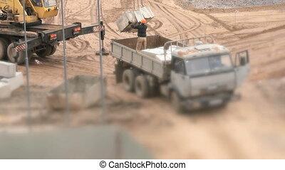 Builder provides uploading of foundation blocks - Builder...