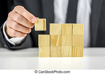 Building a business concept