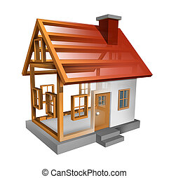Building A Home - Building a home and house construction...
