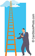 Building a ladder of success