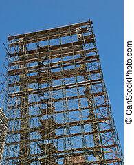 Building a Skyscraper