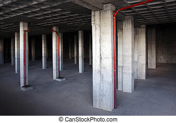 Building basement