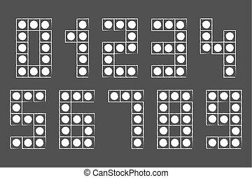 Building Blocks Numbers
