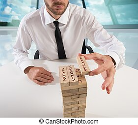 Building business game