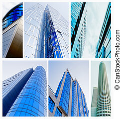 building collage