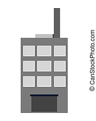 building contsrction icon design