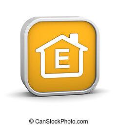 Building Energy Efficiency E Classification