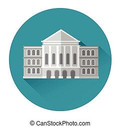 Building Estate Icon