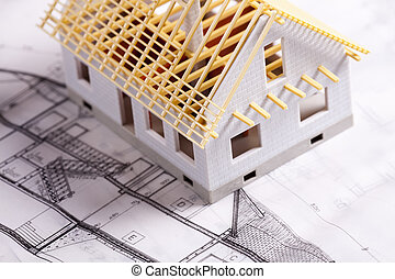 Building Home - Architecture is the art and science of...