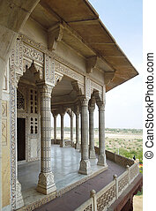Building in Agra