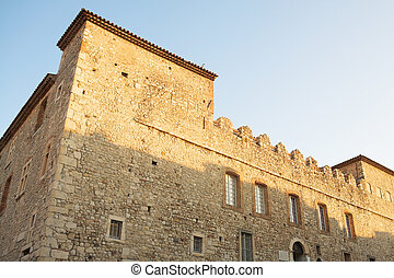 Building in Antibes