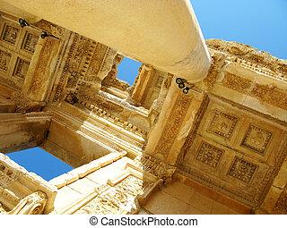 Building in Efesos