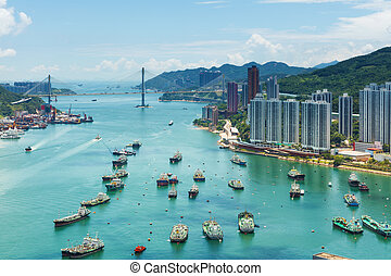 Building in Hong Kong