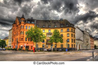 Building in Koblenz - Germany, Rhineland-Palatinate