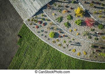 Building New Backyard Garden