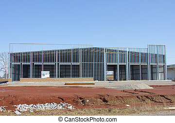 Building New Warehouse