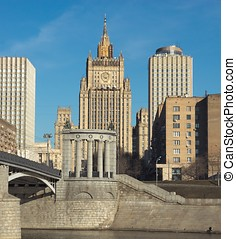 Building of the Russian Ministry of Foreign Affairs