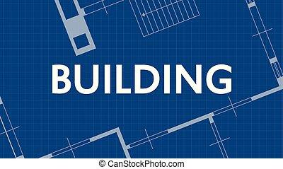 building on blueprint