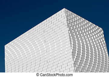 building outside of sterile pharmaceutical company - modern...