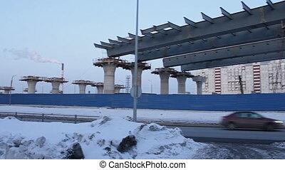 Building overpass