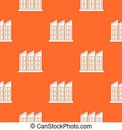 Building pattern seamless