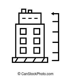 building planning illustration design
