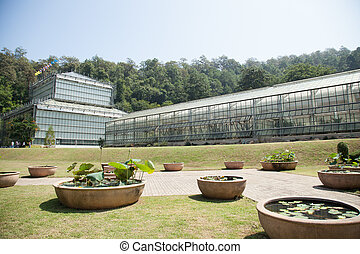 Building Plant Breeding Within a closed system administrator...