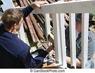 Building Porch 4664