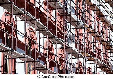 Building renovation