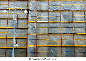 restoration - building restoration