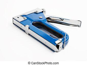 Building stapler