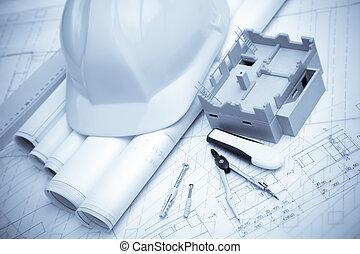 Building tools over blueprints