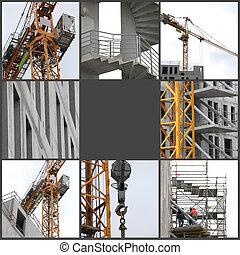 Building under construction