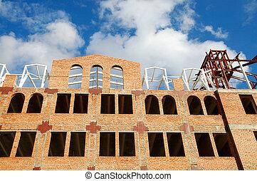 building under construction#20