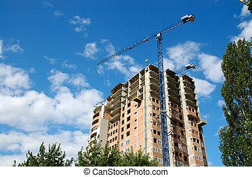 building under construction#8